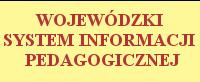 Wojewódzki System Informacji Pedagogicznej